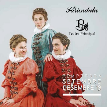 Temporada Principal-Faràndula set-des 19
